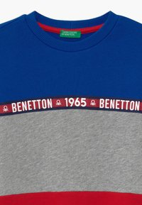 Benetton - BASIC BOY - Sweater - blue/red - 2