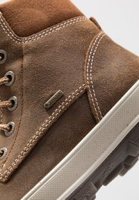 Superfit - TEDD - Lace-up ankle boots - braun - 2