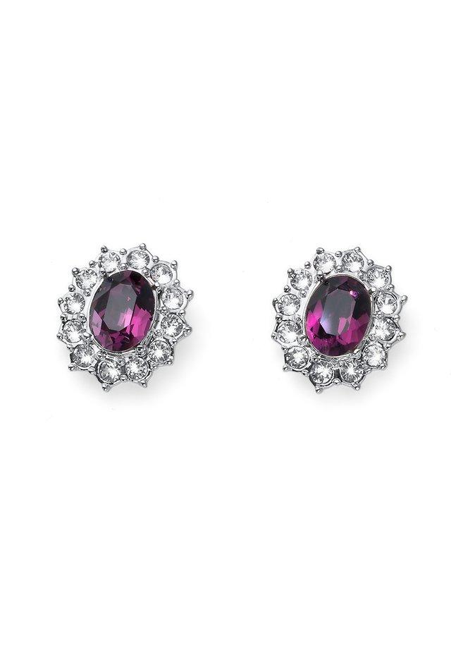 REGAL - Boucles d'oreilles - violett