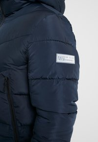 TOM TAILOR DENIM - HEAVY PUFFER JACKET - Winterjas - sky captain blue - 4