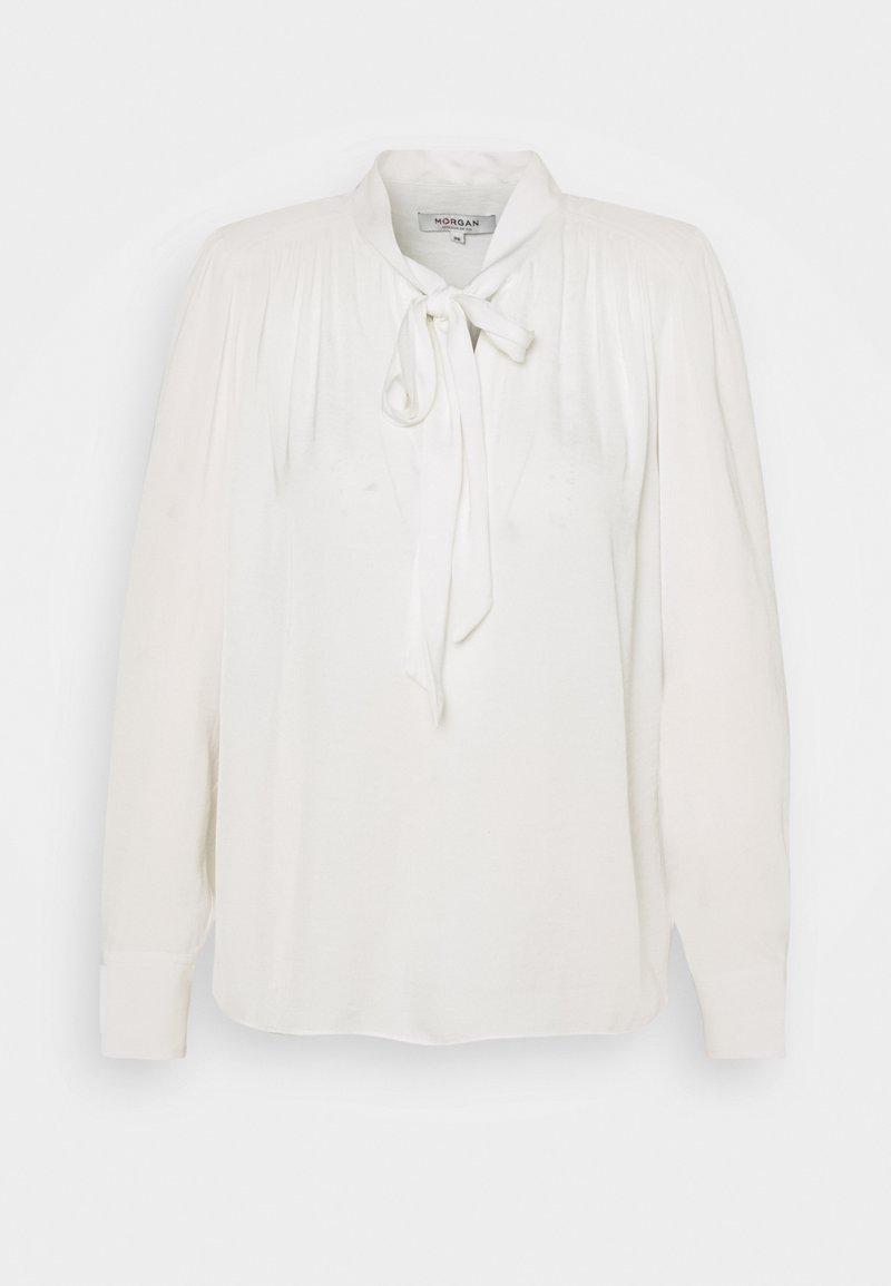 Morgan - OLIAB - Blouse - off white