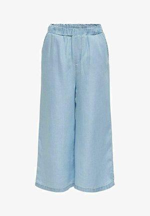 Bukser - light blue denim