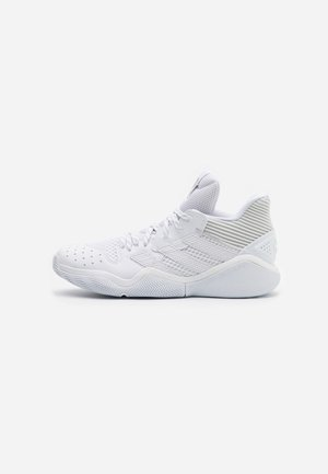 HARDEN STEPBACK - Basketball shoes - grey one/footwear white