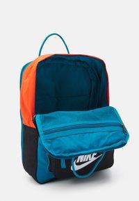 Nike Sportswear - TANJUN UNISEX - Rucksack - cyber teal/black/white - 2