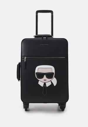 IKONIKTROLLEY - Wheeled suitcase - black
