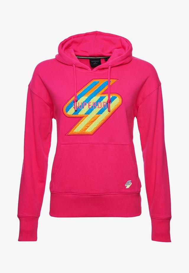 SPORTSTYLE - Hoodie - hot pink
