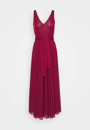 PRIMULA - Cocktail dress / Party dress - burgundy