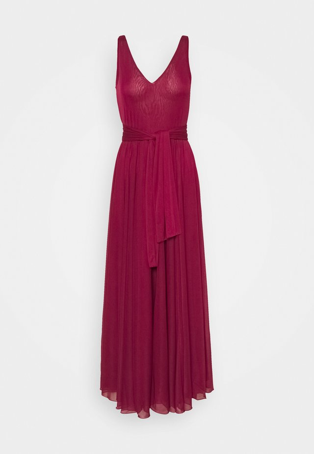 PRIMULA - Cocktailjurk - burgundy
