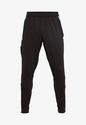 PANT - Tracksuit bottoms - puma black/luminous blue