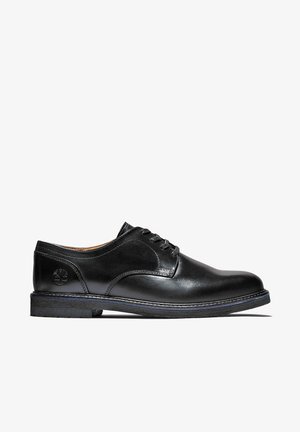 OXFORD - Casual lace-ups - mottled black