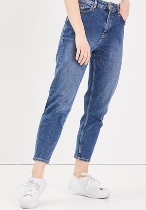 Jeansy Relaxed Fit - denim stone