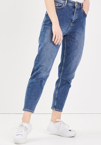 Relaxed fit jeans - denim stone