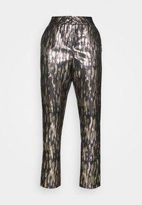 Fashion Union - DISA TROUSER - Pantalon classique - gold - 3