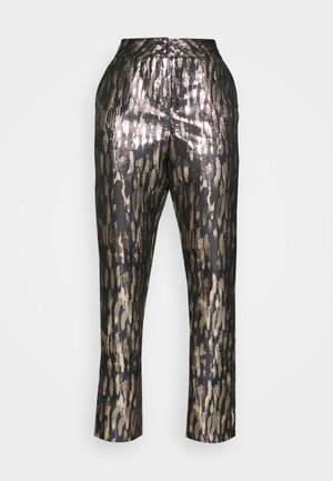 DISA TROUSER - Trousers - gold