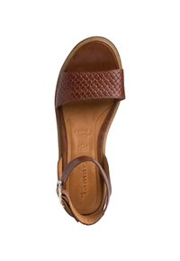 Tamaris - Platform sandals - cafe - 3