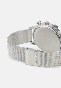 Pier One - Klocka - silver-coloured - 1