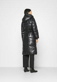GAP - LONG PUFFER COAT - Winter coat - true black - 2