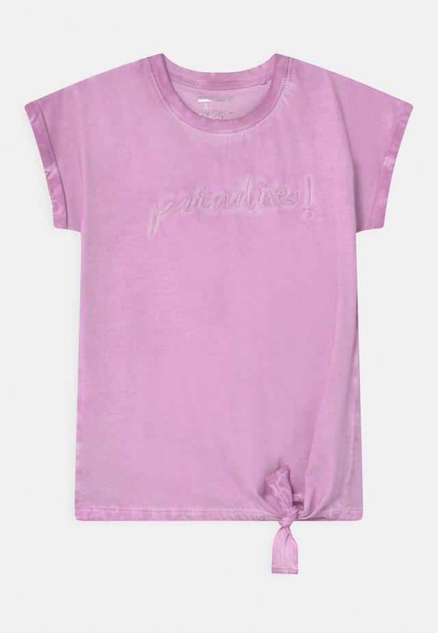 TEENAGER - T-shirts print - vintage lilac