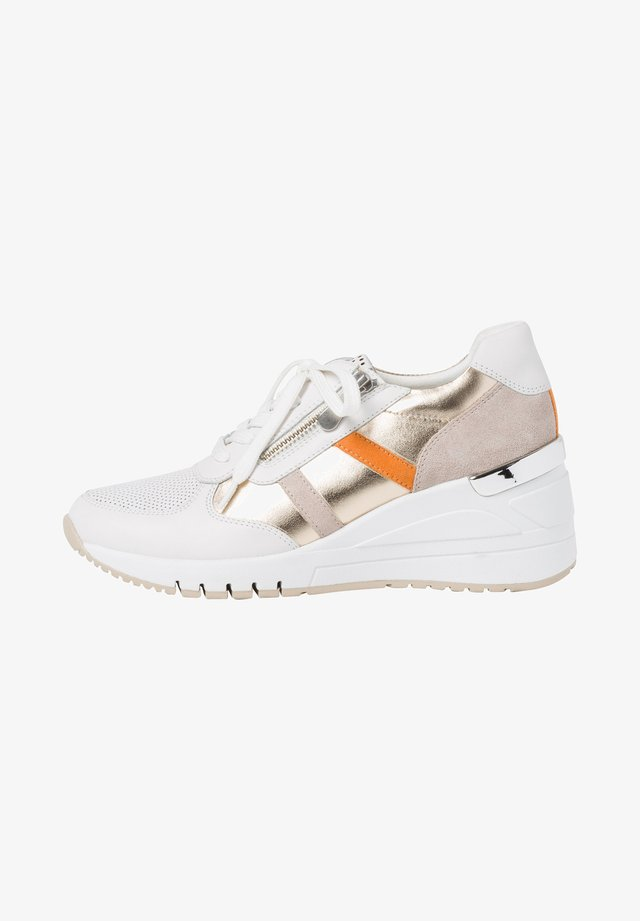 Sneakers basse - white comb