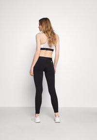 adidas Performance - LEGGING - Collants - black - 2