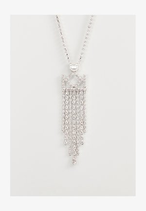 Necklace - rhodium