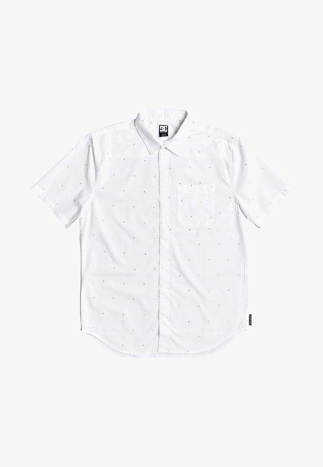MAKE IT HAPPEN  - Shirt - white