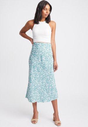 WILSHIRE  - A-line skirt - nx-green