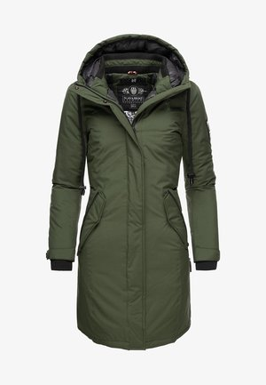 LETIZIAA - Winter coat - green