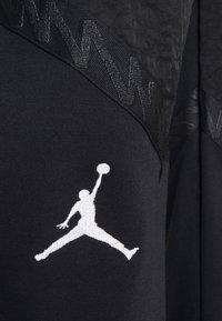 Jordan - ZION WILLIAMSON PANT - Spodnie treningowe - black/white - 7