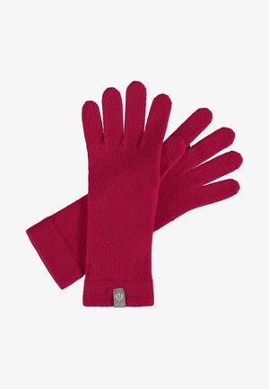 Gloves - pink