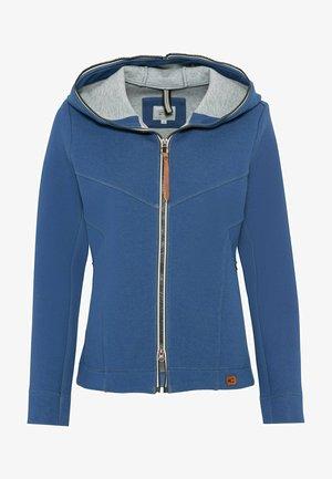 MIT ALLROUND  - Zip-up sweatshirt - blue