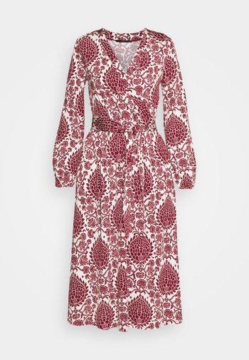 SUSA - Denní šaty - bordeaux