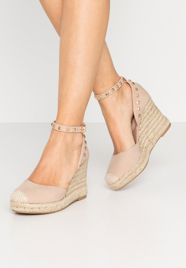 SWEET - Zapatos altos - oatmeal