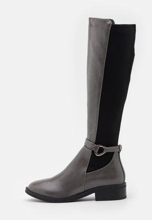 Bottes - grey/black