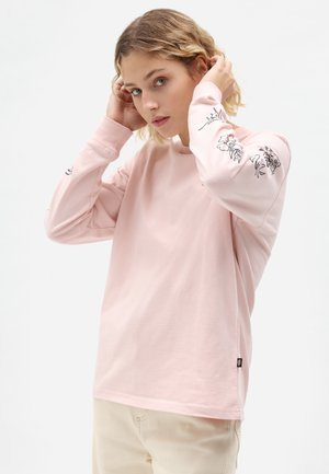 HARMONY  - Long sleeved top - light pink