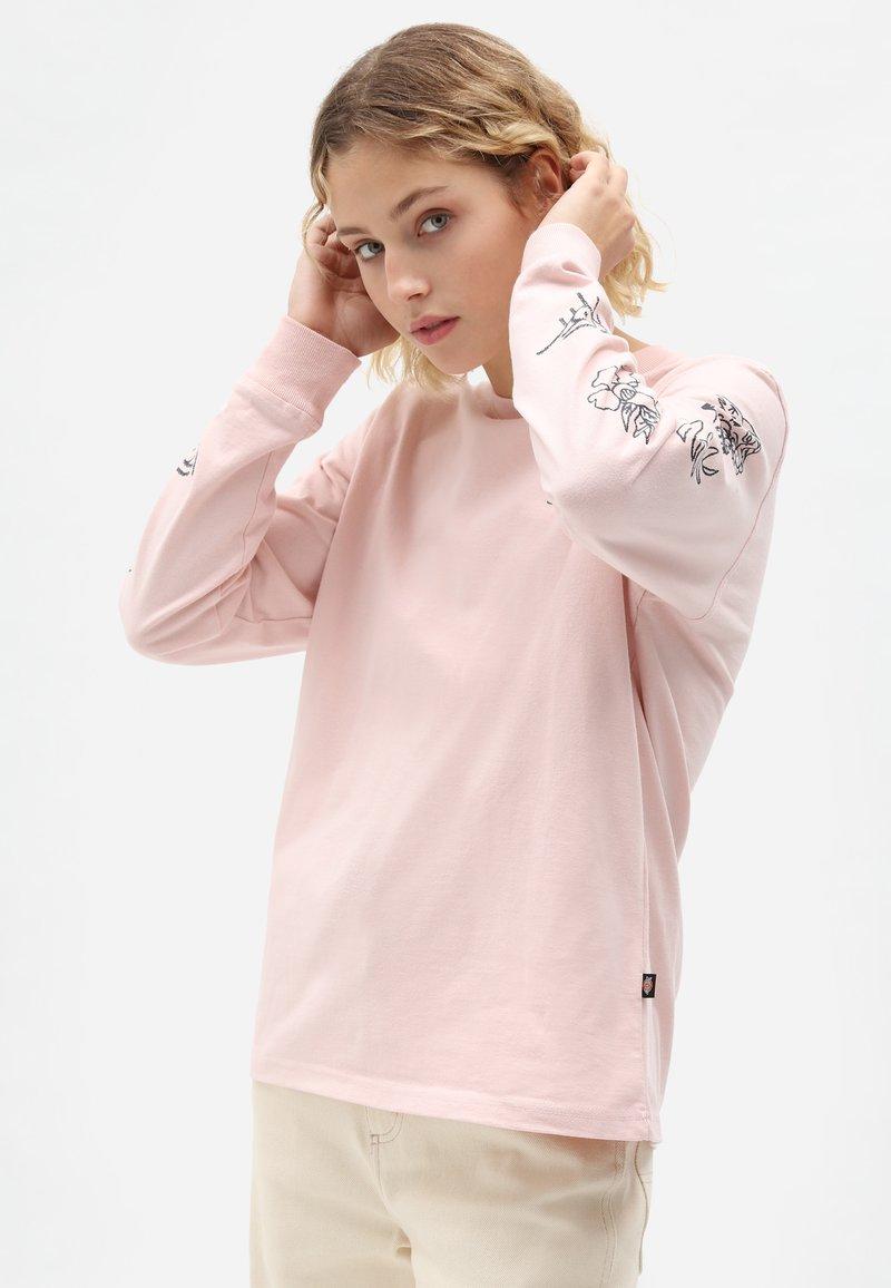 Dickies - HARMONY  - Long sleeved top - light pink