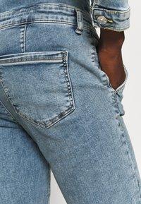 ONLY Tall - ONLINC CALLI ZIP  - Jumpsuit - light blue denim - 5