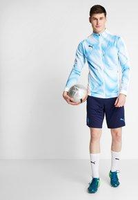 Puma - Training jacket - puma white/bleu azur - 1
