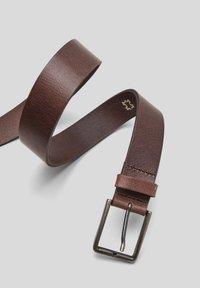 s.Oliver - Belt - brown - 3