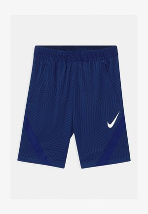 DRY STRIKE - Sports shorts - blue void/deep royal blue/white