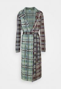 DUST COAT - Klasický kabát - multicolor