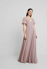 TH&TH - PHOEBE - Occasion wear - smoked orchid - 2