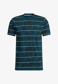 WE Fashion - Print T-shirt - greyish green - 5