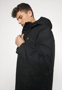 Lyle & Scott - TECHNICAL - Winter coat - jet black - 3