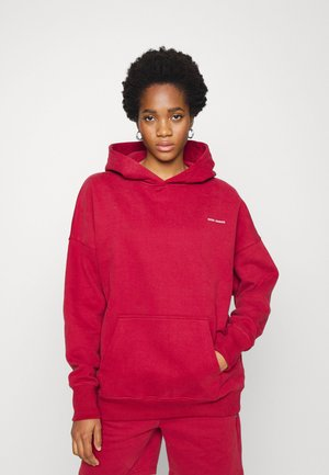 CLASSICLOGOHOODIE - Sweater - earthred