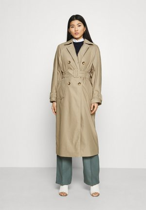 LAVANDA - Trenchcoat - savanna