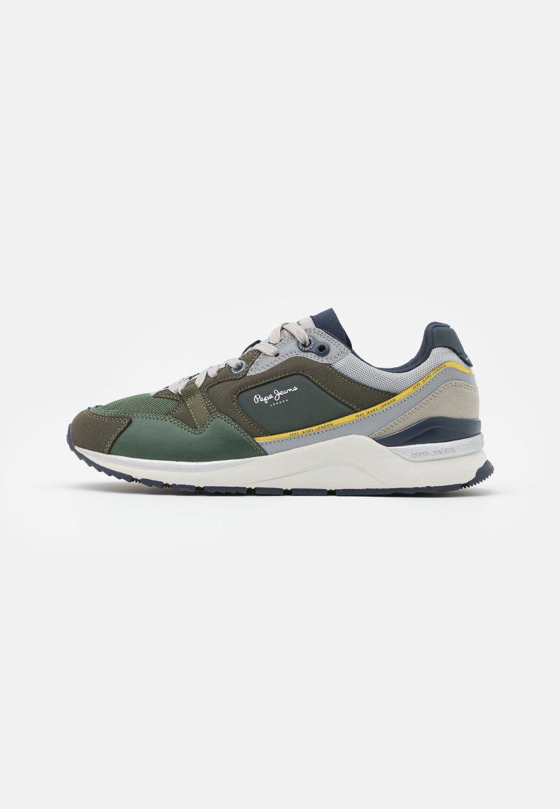 Pepe Jeans - X20 MONOCHROME  - Sneakers - khaki green