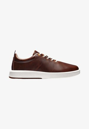 EARTHKEEPERS+ TRUECLOUD - Casual lace-ups - saddle