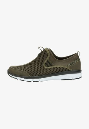 CAN BE A GREAT ADDITION TO YOUR EVERYD - Sneakers laag - khaki