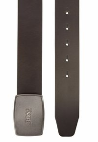 BOSS - TITANIUM_RUNN - Belt - dark brown - 4